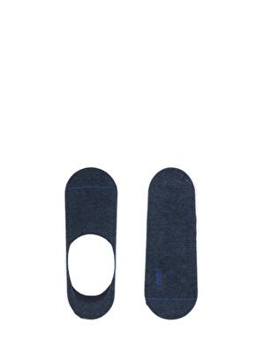 Mavi Babet Çorabı